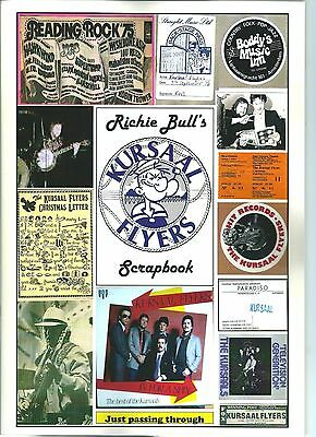 Richie Bull's Kursaal Flyers Scrapbook
