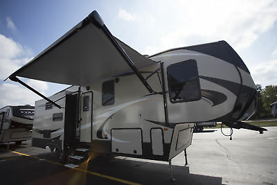 Biggest Sale Of The Year 2018 Cougar 310Rls Fifth Wheel Rear Living Camper Rv