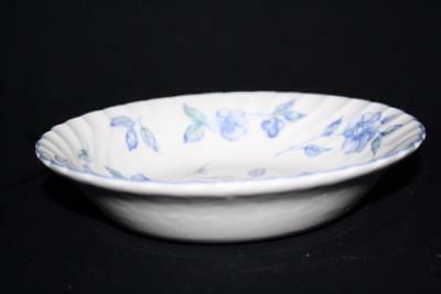 "Bhs Bristol Blue Cereal Bowl 6.75"" Diameter"