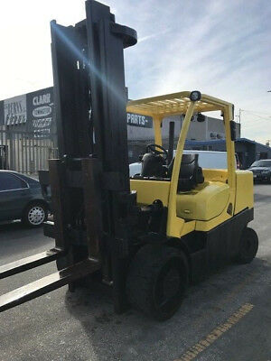 2008 Hyster S155FT-32 CUSHION TIRE FORKLIFT  - USED (B4755)