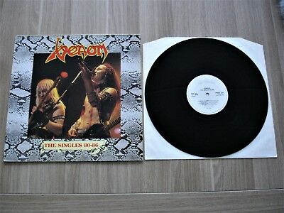 Venom - The Singles 80-86 ORG LP 1986  Bathory,Celtic Frost,Mercyful Fate,Mayhem
