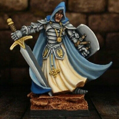 Reaper Warlord 14037 Sir Conlan Crusader Knight Paladin Fighter Holy Warrior D&D