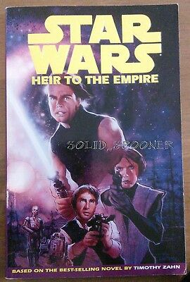 Star Wars: Heir To The Empire by Dark Horse, 1st edition, good condition