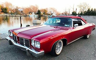 1975 Oldsmobile Eighty-Eight Royale Convertible 1975 Olds Delta 88 Royale Custom Convertible  - Very Well Done  - Tons of Car Fo