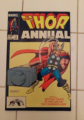 The Mighty Thor Annual #11, 1983 (Marvel US) – Fine
