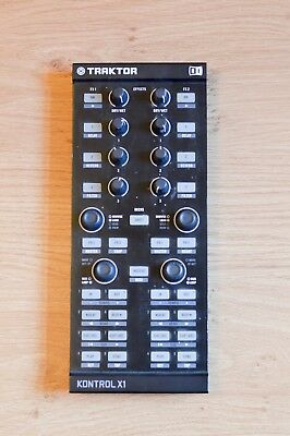 Native Instruments Kontrol X1 Mk1