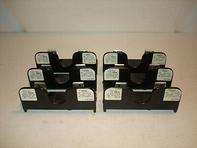 *LOT* (6) GOULD SHAWMUT 20600 Fuse Holder 60A 250V  *NEW*