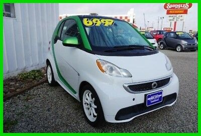 2014 Smart Fortwo passion 2014 Smart Fortwo Electric Drive Passion Coupe sunroof, new over $26,000