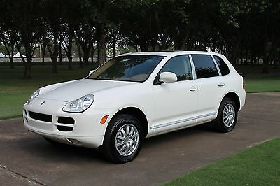 2006 Porsche Cayenne Tiptronic S Perfect Carfax Great Service and Maintenance History Heated Seats New Tires