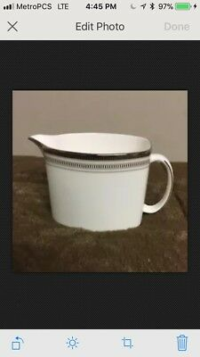 Lenox Kate Spade New York 82802 Palmetto Creamer New With Tag Made In USA