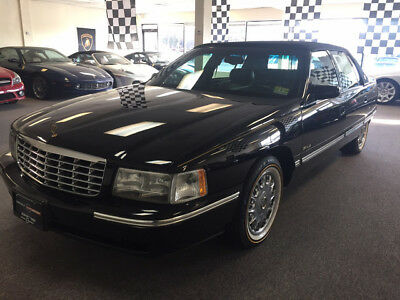 1998 Cadillac DeVille  low mile free shipping warranty classic cheap luxury 2 owner vogue roadster top