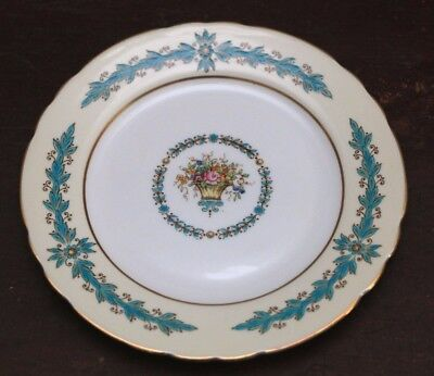 Aynsley Cambridge Bread & Butter Plate 6 Across 7818