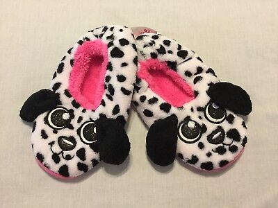 Girls Justice Slippers size XS NWT Loc:G-598-2-3