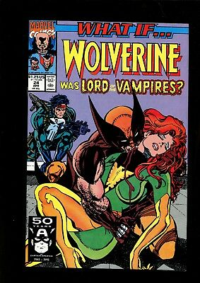 What If 24 (9.0) Wolverine Marvel (B031)