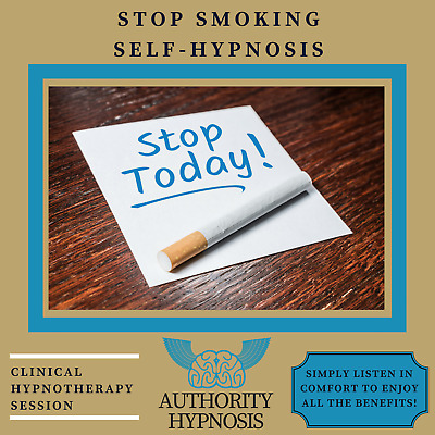 Stop Smoking Hypnosis, No More Cravings, Restore Your Health, Live Longer