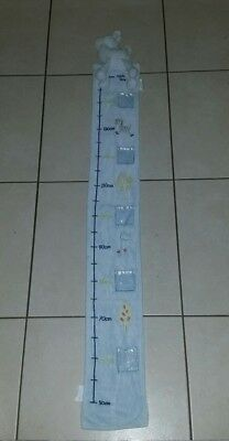 Wall Hanging Growth Chart ~ For Baby's Room