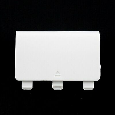 White Battery Cover Door for Microsoft Xbox One Wireless Controller Gamepad USA