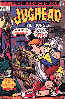 Jughead The Hunger #1 Werewolf By Night 32 Moon Night Tribute Rare 500 Print Run