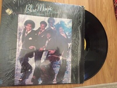 Message from the Magic [LP] by Blue Magic (Vinyl, 1978)