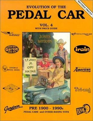 Evolution of the Pedal Car by Wood, Neil S.