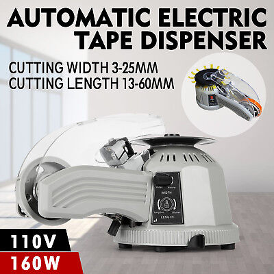 ZCUT-2 Adhesive Tape Dispenser Tape Cutter Automatic LED Display Electric