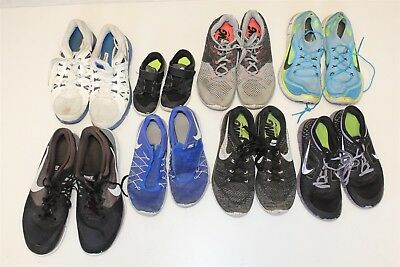 NIKE Lot Wholesale Used Shoes Rehab Resale Mixed Sizes Collection aFtJ