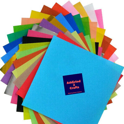 180 sheets JAPANESE ORIGAMI PAPER Chiyogami Washi Fold Craft 24 colours 15cm