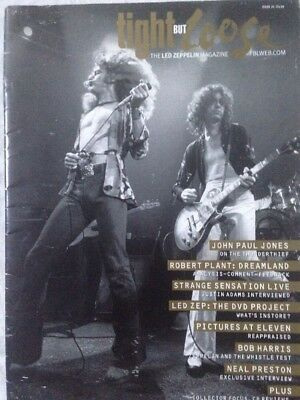 Led Zeppelin Tight But Loose Fanzine Issue 16 - 2002