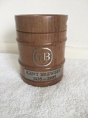 rare collectable commemorative Cub/Kent Brewery Keg for bar/man cave