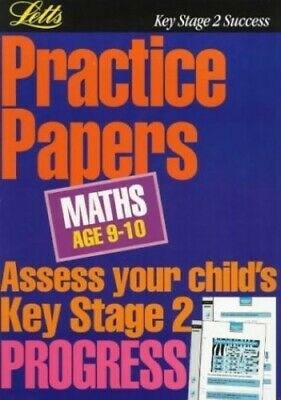 **OP**KS2 Practice Papers: Maths 9-10: Age 9-10 (K... by Booth, Graham Paperback