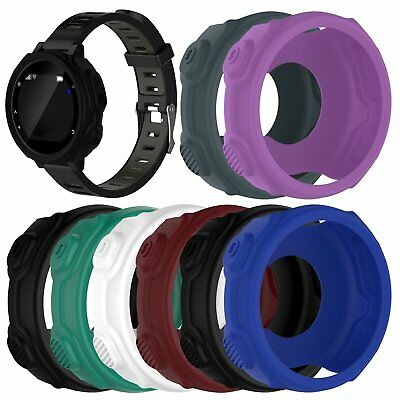 Silicone Cover Case Casing Guard For Garmin Forerunner 235 735XT GPS Watch band