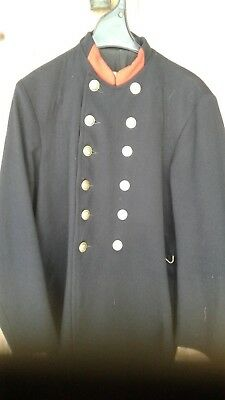 NSW Fire Brigade dress uniform