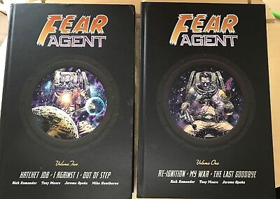 Fear Agent - Library Editions - Book 1 and 2