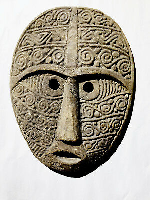 Superb wall mask TIMOR Indonesia