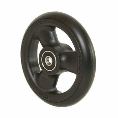 Wheelchair Primo Castors Black Plastic (Pair)