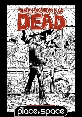 Artist Proof Edition: Walking Dead #1 - Softcover