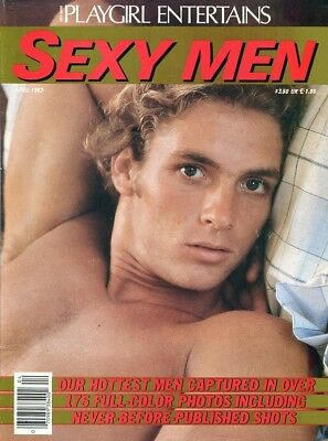 Playgirl Magazine' Sexy Men April 1983 - Gay Interest