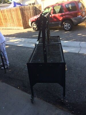 Santa Maria Grill,  BBQ, Smoker.....great condition - heavy duty thick steel