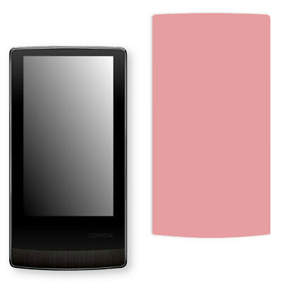 Golebo Screen Film for Privacy protection red for Cowon J3