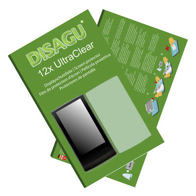 12x UltraClear Screen Protector for Cowon J3