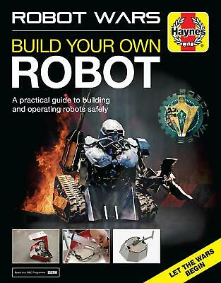 Robot Wars Build Your Own Haynes Manual Book