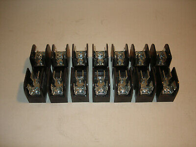 *LOT*(7)  Ferraz Shawmut 30321 Fuse Holder 30A 600V  *NEW*