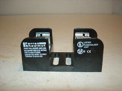 *LOT* (5) Ferraz Shawmut 20326R Fuse Holder 30A 250V  *NEW*