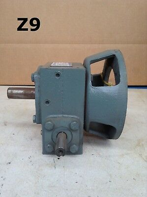 Perfection Gear V1840A Gear Drive/Speed Reducer 0.65HP 40:1 1750RPM