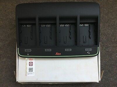 Leica GKL 341 Multi-bay Battery Charger