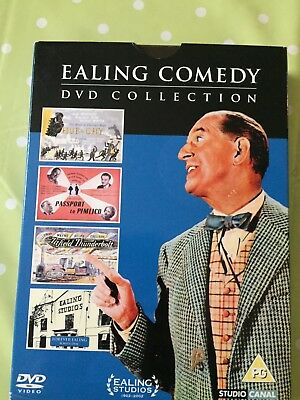 Ealing comedy collection USED EXCELLENT CONDITION