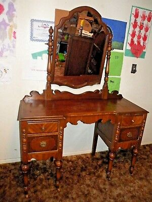 Mostly Antique vanity 1950's