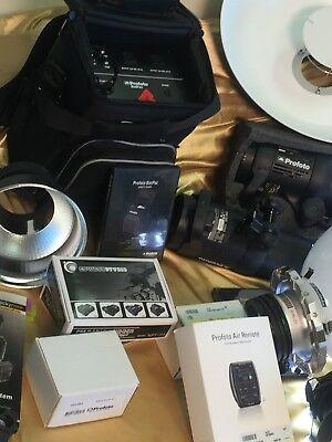 XMAS DEAL! Dad's Profoto D1 Air lighting equipment, Nikon, etc., Most unused.