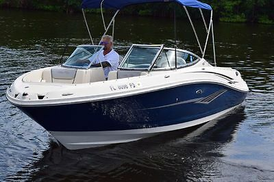 2010 Sea Ray 230 Select. Don't miss out on this oppertunity!