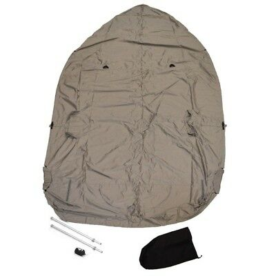 Crownline Boat Mooring Cover 115770070 | 215 LPX with Arch / Tower Gray